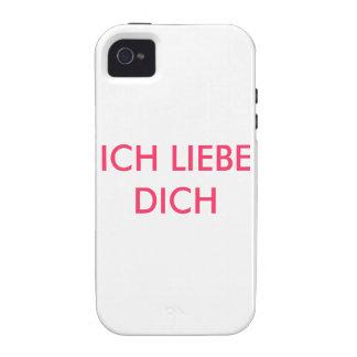 LIEBE iPhone 4 HÜLLEN