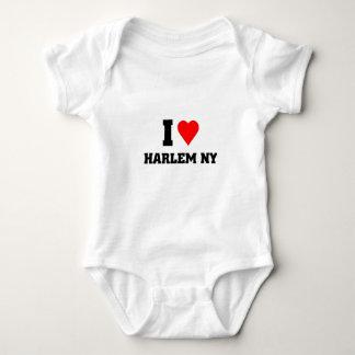 Liebe Harlem New York Baby Strampler