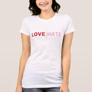 Liebe-Hass-T - Shirt