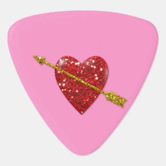 Liebe-Herz Plektrum