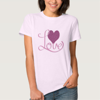 Liebe-Herz-T - Shirt