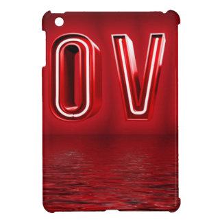 Liebe-Hintergrund iPad Mini Hülle
