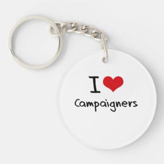 Liebe I Aktivisten Schlüsselring