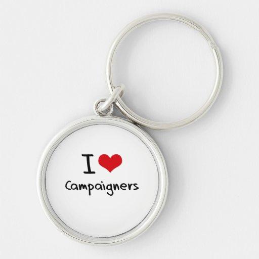 Liebe I Aktivisten Schlüsselband