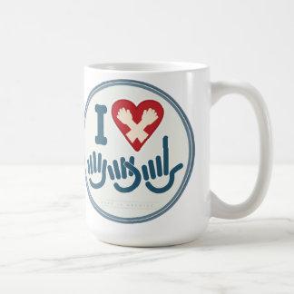 Liebe I ASL-Becher Kaffeetasse