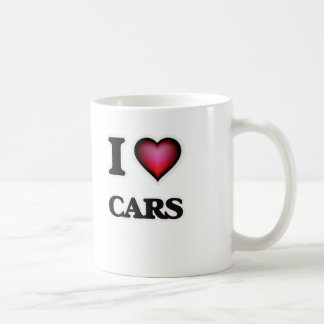 Liebe I Autos Kaffeetasse
