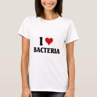 Liebe I Bakterien T-Shirt