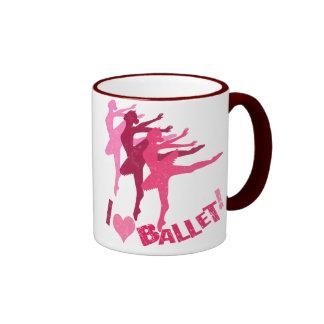 Liebe I Ballett Kaffeetasse