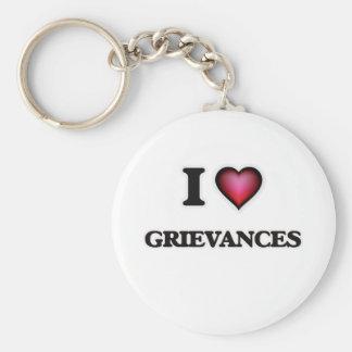 Liebe I Beschwerden Schlüsselanhänger