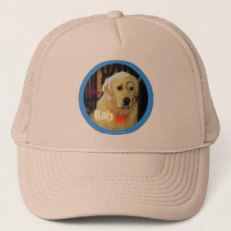 Liebe I Bob der Hund! Truckerkappe