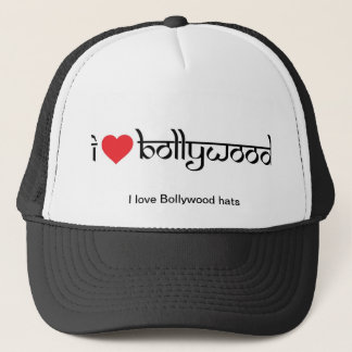 Liebe I Bollywood Hüte Truckerkappe