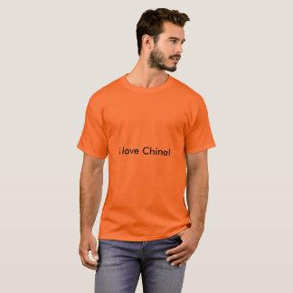 Liebe I China-T - Shirt für Mann