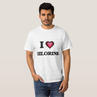 Liebe I Chlor T-Shirt
