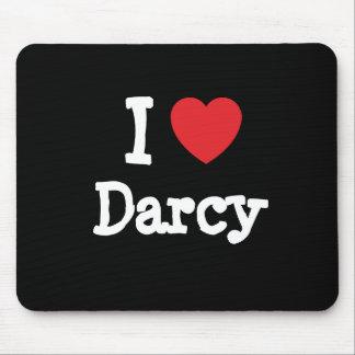 Liebe I Darcy Herz T - Shirt