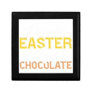 Liebe I das Ostern, erhalte ich Schokolade Schmuckschachtel