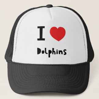Liebe I Delphine Truckerkappe