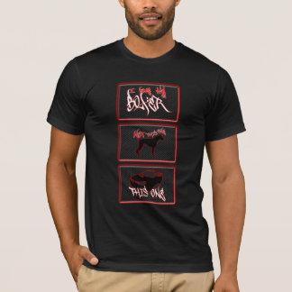 Liebe I der Männer mein Boxer-T - Shirt