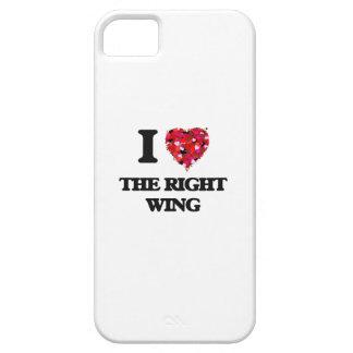 Liebe I der rechte Flügel Hülle Fürs iPhone 5