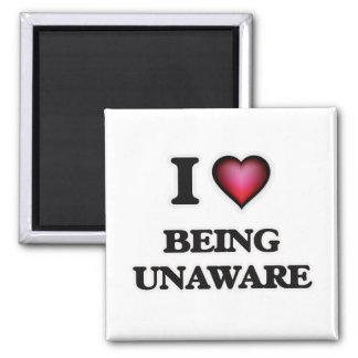 Liebe I, die ahnungslos ist Quadratischer Magnet