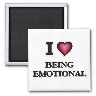 Liebe I, die emotional ist Quadratischer Magnet