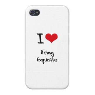 Liebe I die vorzüglich ist iPhone 4/4S Hülle