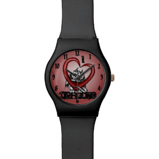 Liebe I Drachen Uhr