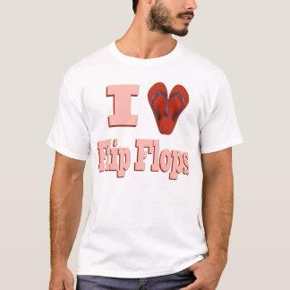 Liebe I drehen Reinfälle um T-Shirt