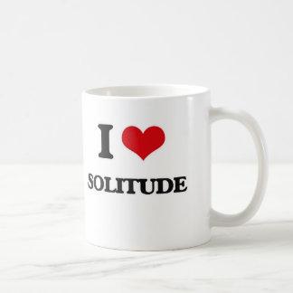 Liebe I Einsamkeit Kaffeetasse