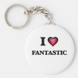 Liebe I fantastisch Schlüsselanhänger