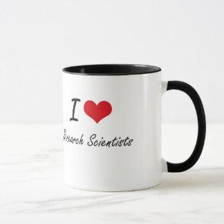 Liebe I Forschungs-Wissenschaftler Tasse