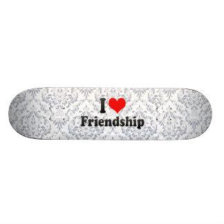 Liebe I Freundschaft Personalisierte Skatedecks