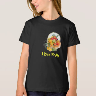 Liebe I Früchte T-Shirt