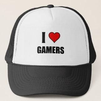 Liebe I Gamers Truckerkappe