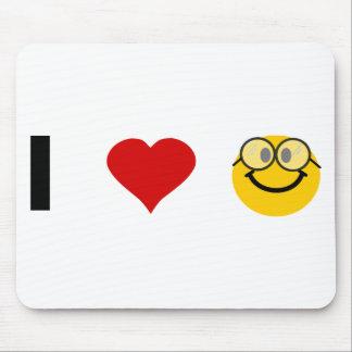 Liebe I Geeks Mousepad
