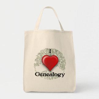 Liebe I Genealogie-kundenspezifische Tragetasche