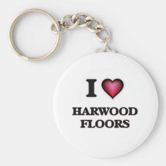 Liebe I Harwood Böden Schlüsselanhänger