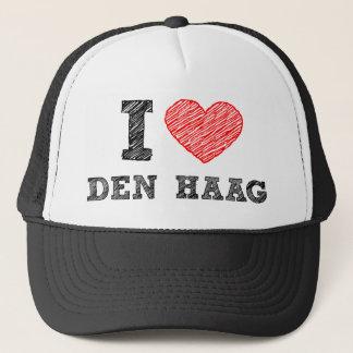 Liebe I Höhle Haag Truckerkappe
