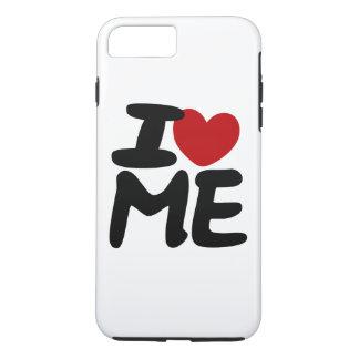 Liebe I ich iPhone 7 Plus Hülle