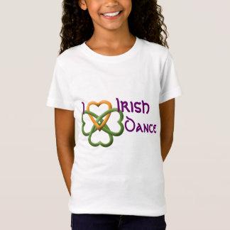 Liebe I Iren-Tanz T-Shirt
