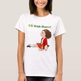 Liebe I Irentanz T-Shirt