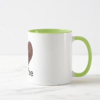 Liebe I Kaffee Tasse