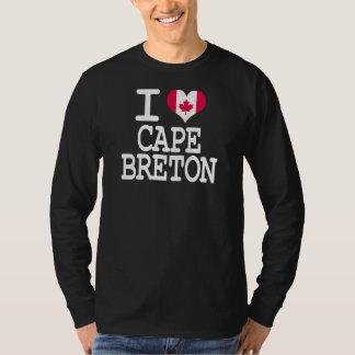 Liebe I Kap-Bretone T-Shirt