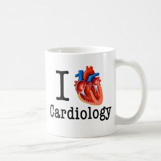 Liebe I Kardiologie Kaffeetasse