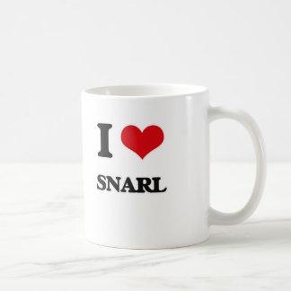Liebe I Knäuel Kaffeetasse