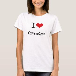 Liebe I Korrosion T-Shirt