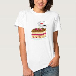 Liebe I Kuchen T Shirts