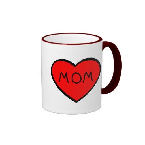 Liebe I Mamma-Tasse