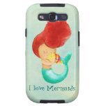 Liebe I Meerjungfrauen Galaxy SIII Etuis