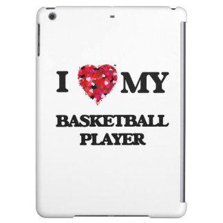 Liebe I mein Basketball-Spieler
