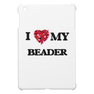 Liebe I mein Beader iPad Mini Cover
